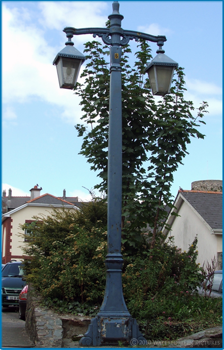 Close Gate Lamp Standard Waterford City