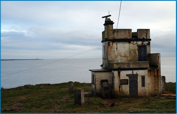 Old Coastguard Station Dunmore East County Waterford
